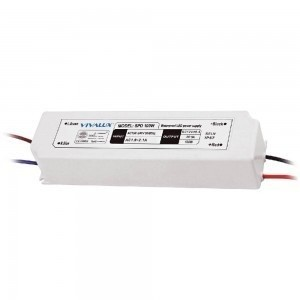 LED захранване SPD SLIM LED DRIVER IP67 - SPD 100W LED