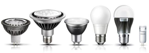Светодиодно осветление - светлинни източници